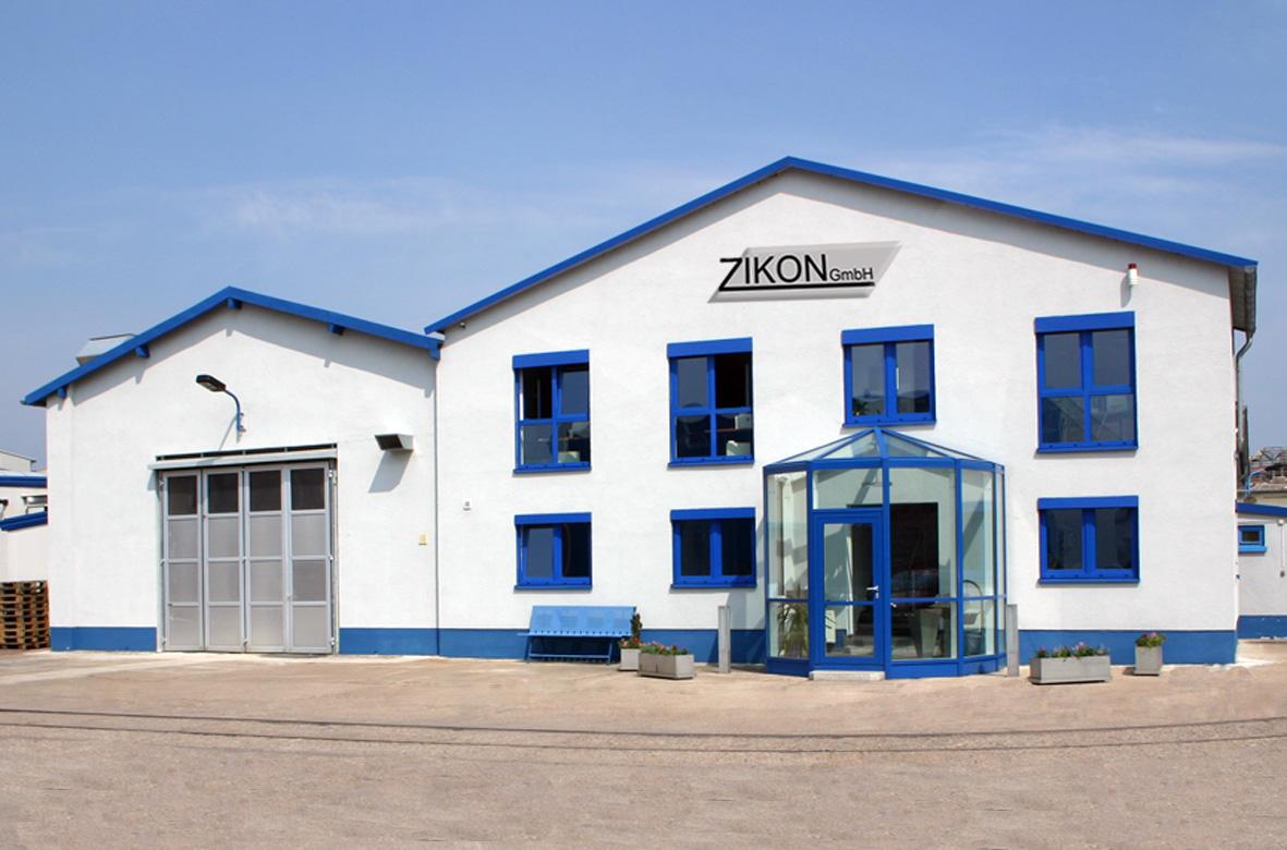 Bürogebäude der Zikon GmbH